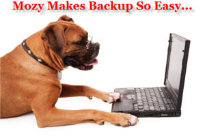mozy makes backup so easy