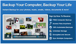 mypcbackup online backup how to restore a file with video