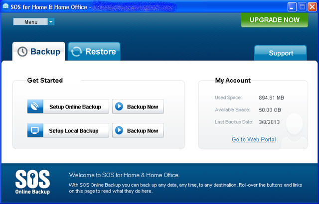 sos-online-backup-software