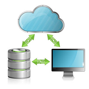 online backulp services with network drive support